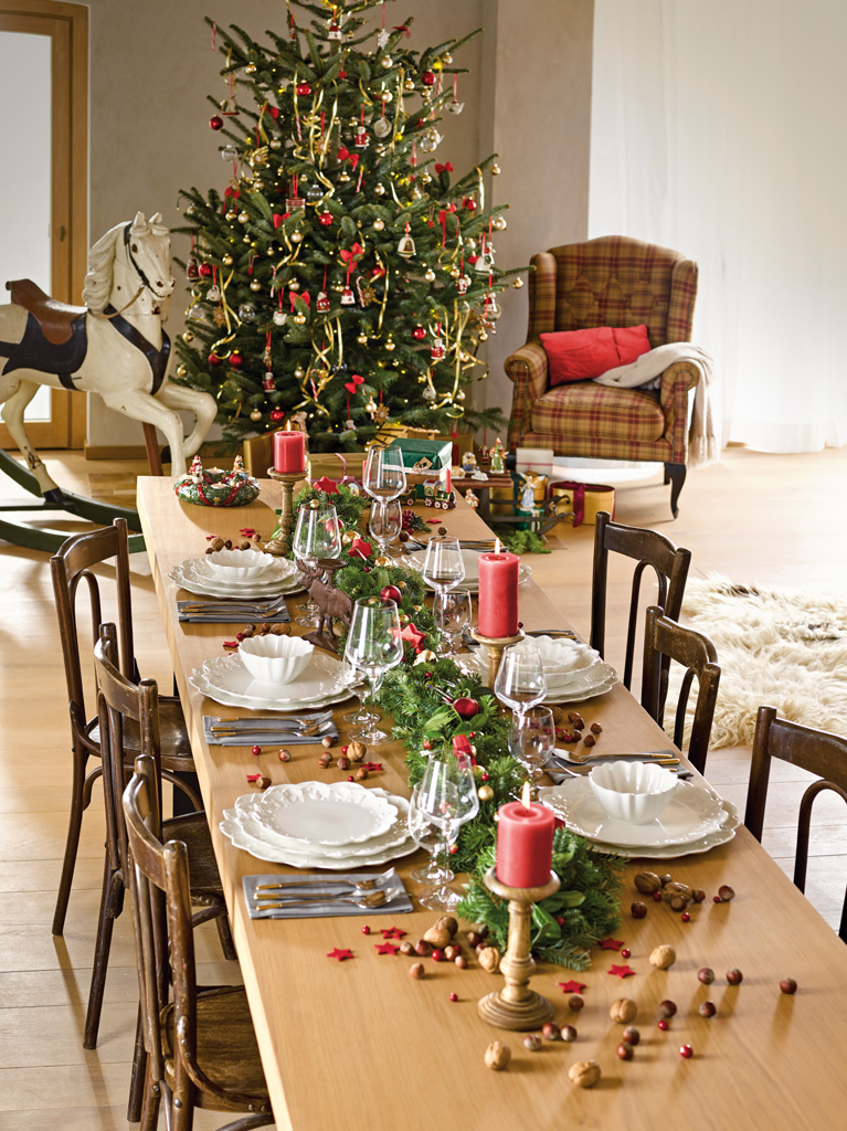 Vajilla navideña Toys Delight de Villeroy & Boch