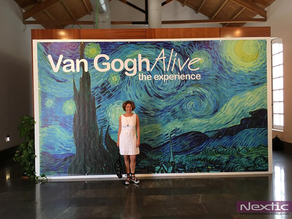 La exposición Van Gogh Alive - The Experience llega a Alicante.