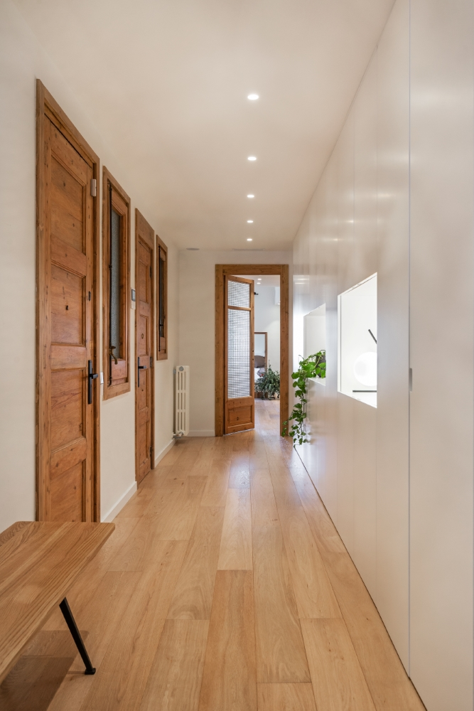 Apartament La Bonanova - Coblonal Interiorisme (1)