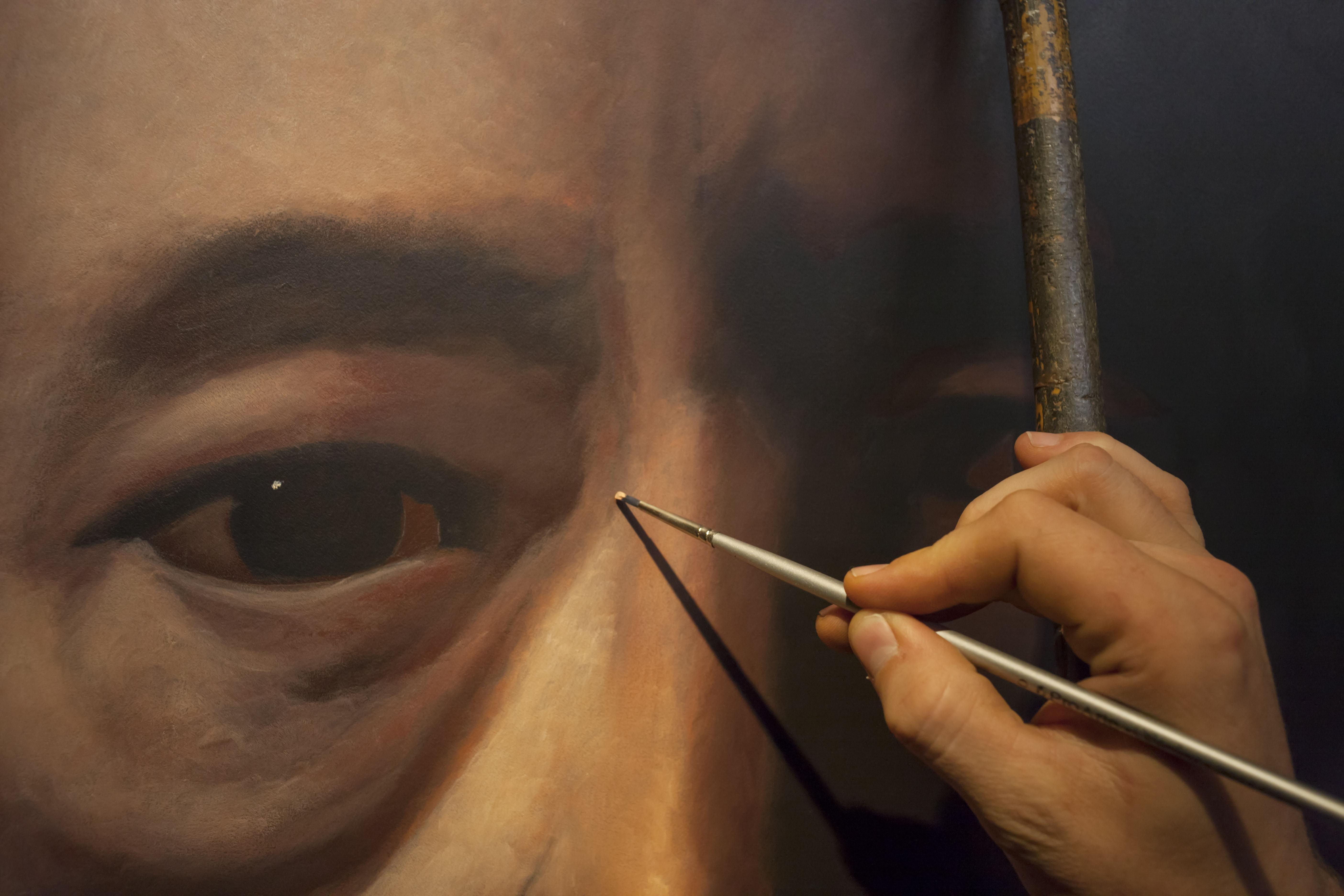 Matthew Penn, Artist Studio in Margate, Great Britain