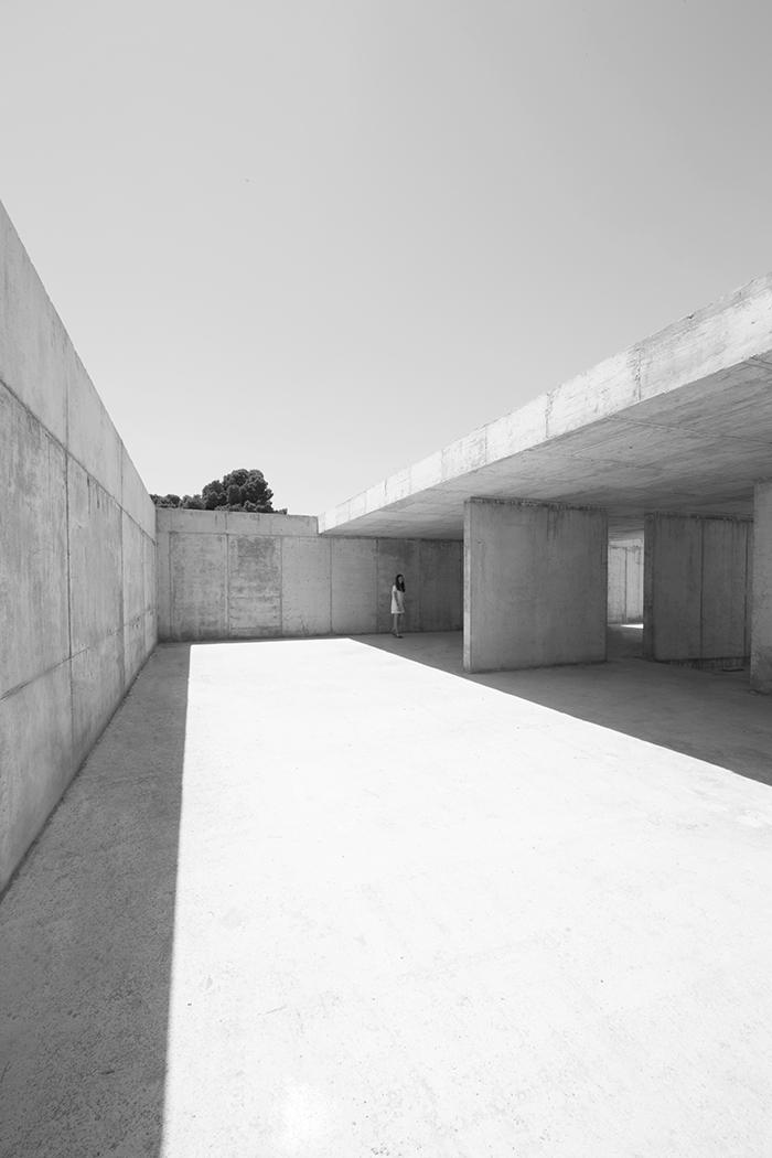 FRAN SILVESTRE ARQUITECTOS_HOUSE OF SILENCE_CONSTRUCTION_002