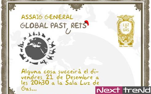 Global Pasturets Luz de Gas NextTrend