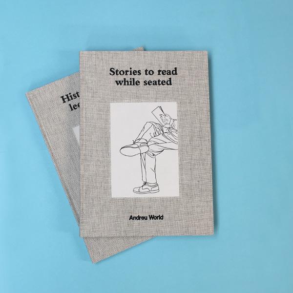 Historias para leer sentado editado por Andreu World