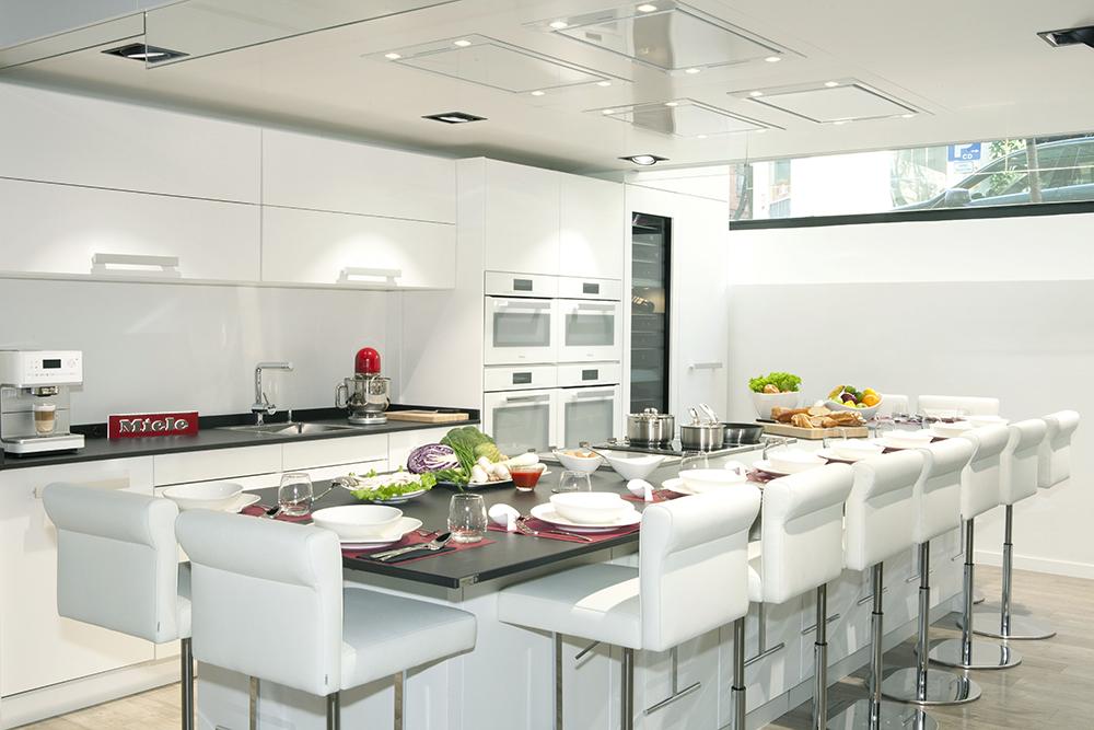 Talleres de cocina de miele somos nextic for Cocina 6000 euros