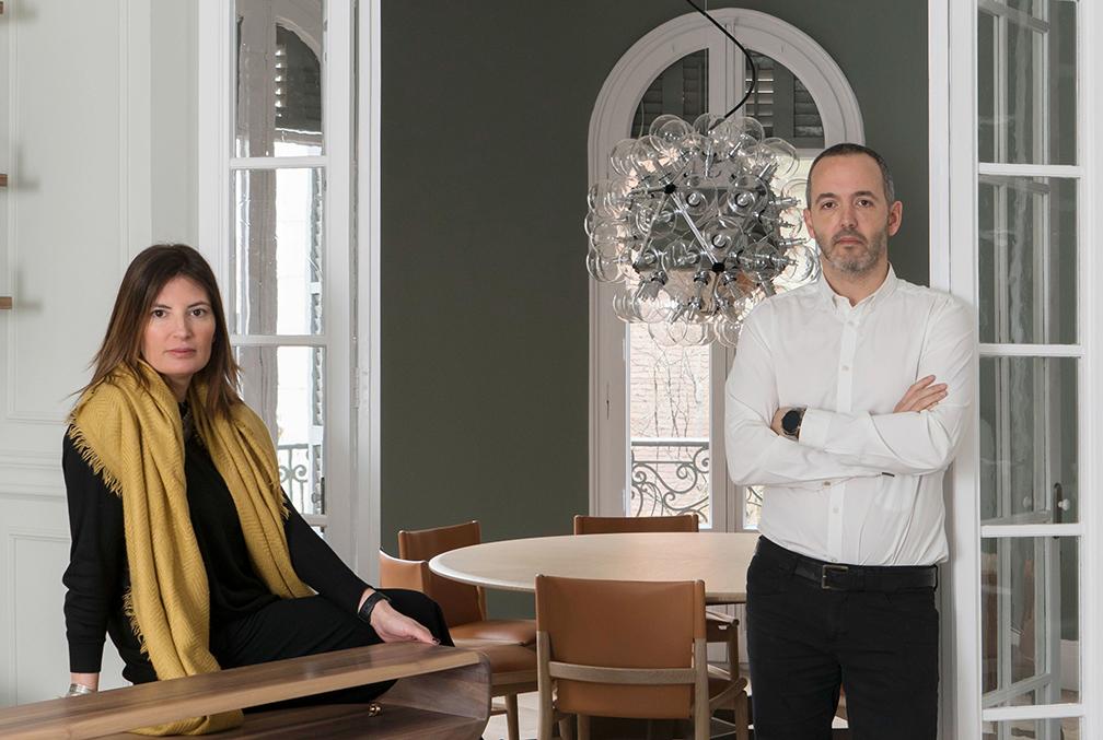 Meritxell Ribé y Josep Puigdoménech_Proyecto Muntaner B2