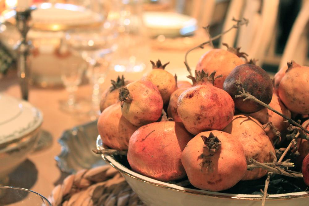 Las mesas de navidad de toni espuch somos nextic - Cocinas azul tierra ...