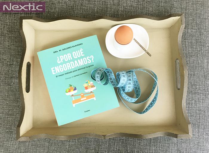 Por que engordamos? libro Doctora Saavedra