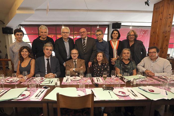 """Jurado """"Premis Tendències"""" El Mundo Catalunya. Foto: Antonio Moreno"""