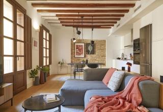 Apartamento en el barrio Gótico de Barcelona