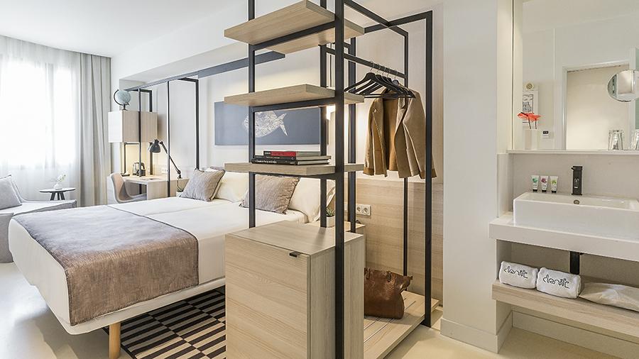 Superior room Denit Barcelona (16)