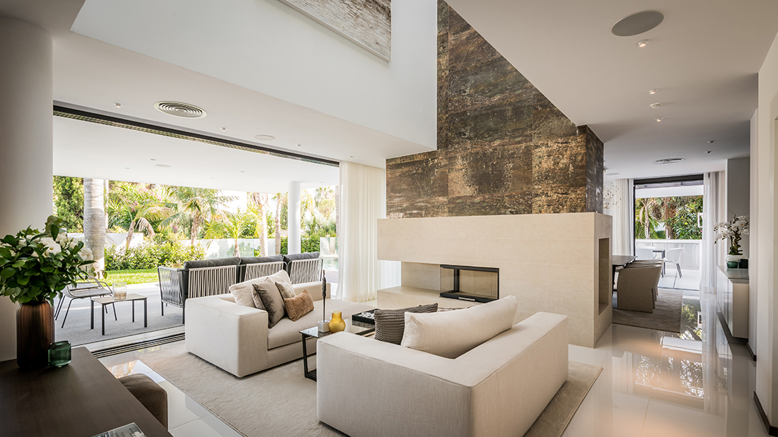 Villa Casablanca Salon 2