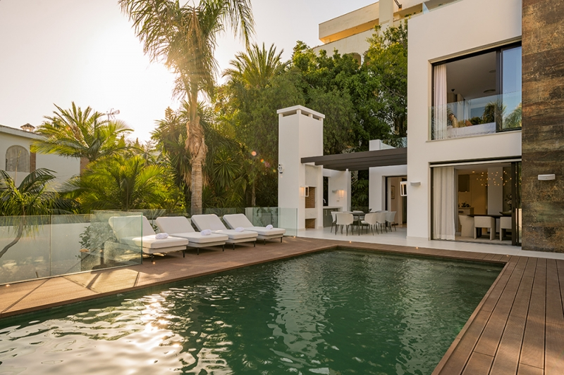Villa Casablanca Terraza 2