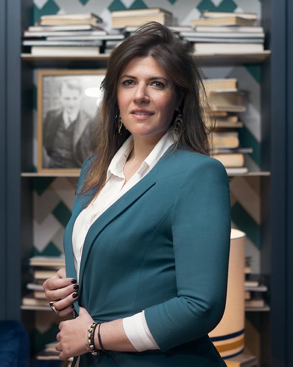 Virginia Albuja, interiorista experta en Feng Shui
