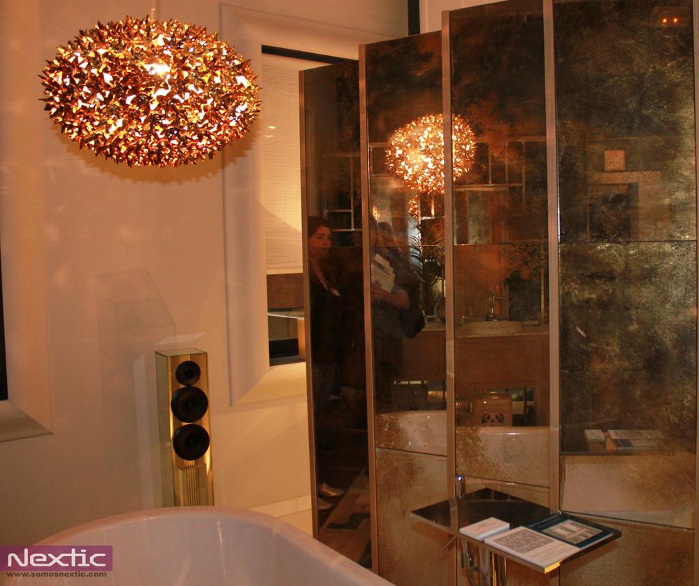 Baño Experiencia Sensorial de Silvia Trigueros en Casa Decor Madrid 2015