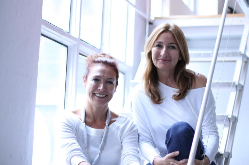 Isabel Núñez y Manu Núñez, socias fundadoras de Nextic