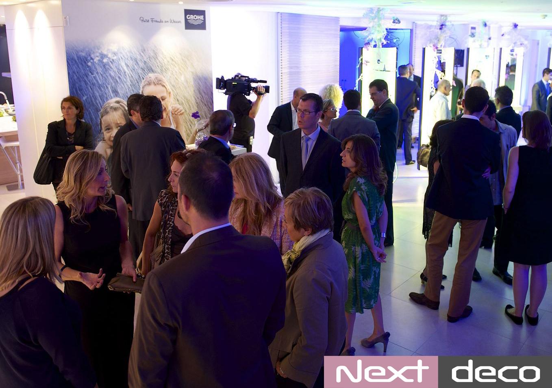 inauguracion-showroom-grohe-barcelona-hofmann-nextdeco