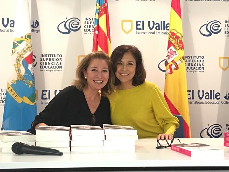 Presentación del libro Mi hijo, mi maestro de Isabel Gemio en Alicante