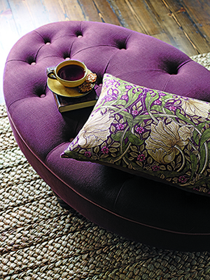 nextic-Pimpernel Fabric cushion detail 2