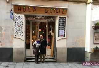 Guille García-Hoz y Manu Núñez frente a Hola Guille