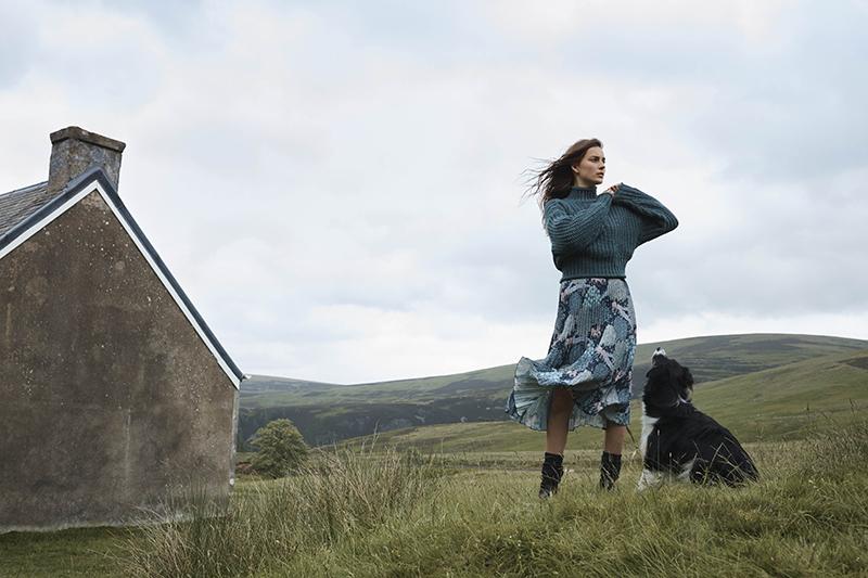 H&M lanza su colección de moda Morris & Co.